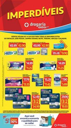 Catálogo Drogaria Extra em Salvador ( 5 dias mais )