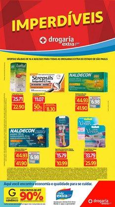 Ofertas de Farmácias e Drogarias no catálogo Drogaria Extra (  Publicado ontem)