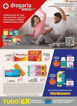 Ofertas de Farmácias e Drogarias no catálogo Drogaria Extra (  26 dias mais)