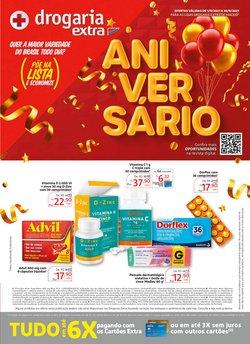 Ofertas de Farmácias e Drogarias no catálogo Drogaria Extra (  3 dias mais)