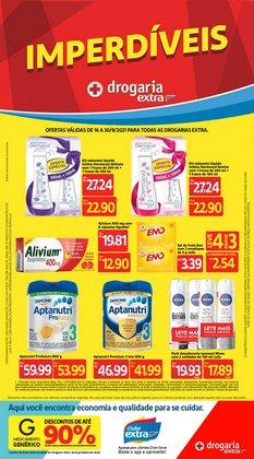 Ofertas de Farmácias e Drogarias no catálogo Drogaria Extra (  8 dias mais)