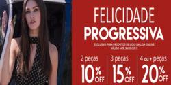 Promoção de Chifon no folheto de Rio de Janeiro
