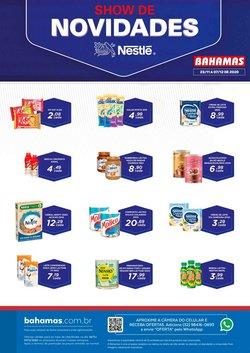 Catálogo Bahamas Supermercados em Uberlândia ( Publicado hoje )