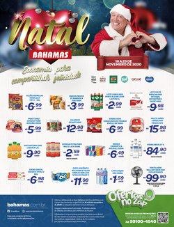 Catálogo Bahamas Supermercados ( Válido até amanhã )