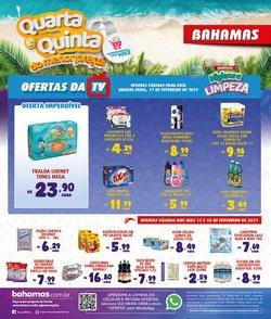 Catálogo Bahamas Supermercados em Uberlândia ( Vencido )