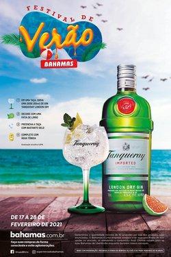 Catálogo Bahamas Supermercados em Uberlândia ( 3 dias mais )