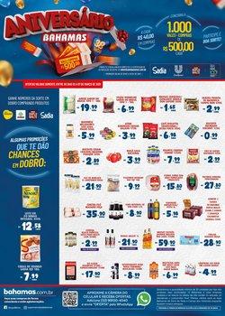 Catálogo Bahamas Supermercados em Juiz de Fora ( Publicado a 2 dias )