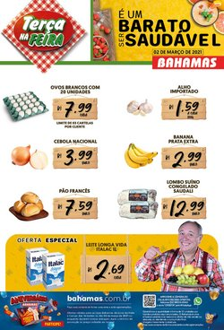 Catálogo Bahamas Supermercados em Juiz de Fora ( Vencido )