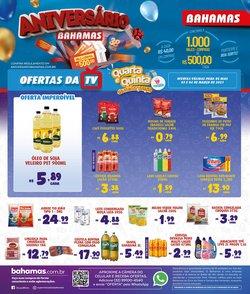 Catálogo Bahamas Supermercados em Juiz de Fora ( Válido até amanhã )