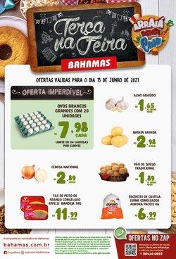 Catálogo Bahamas Supermercados (  Vence hoje)
