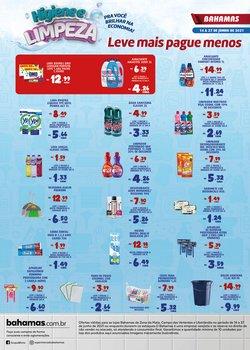Catálogo Bahamas Supermercados (  7 dias mais)