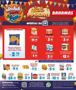 Ofertas de Supermercados no catálogo Bahamas Supermercados (  Vence hoje)