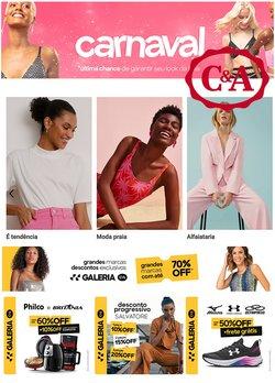 Catálogo C&A em Curitiba ( Válido até amanhã )