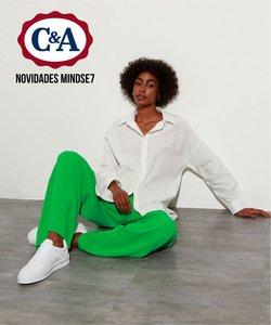 Ofertas de Roupa, Sapatos e Acessórios no catálogo C&A (  30 dias mais)