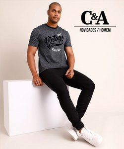 Ofertas de Roupa, Sapatos e Acessórios no catálogo C&A (  8 dias mais)