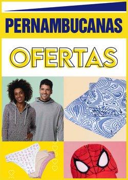 Catálogo Pernambucanas em São Paulo ( Publicado ontem )
