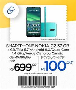 Ofertas de Celulares Nokia em Pernambucanas