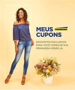 Ofertas Lojas de Departamentos no catálogo Pernambucanas em Taboão da Serra ( Válido até amanhã )