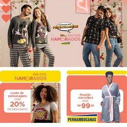 Ofertas de Pernambucanas no catálogo Pernambucanas (  Vence hoje)