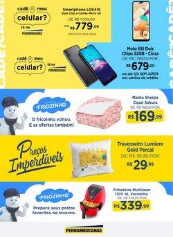 Catálogo Pernambucanas (  3 dias mais)