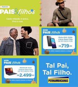Ofertas de Lojas de Departamentos no catálogo Pernambucanas (  Vence hoje)