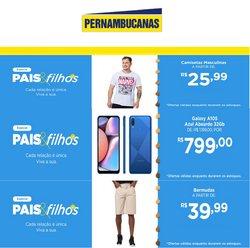 Ofertas de Pernambucanas no catálogo Pernambucanas (  Publicado ontem)