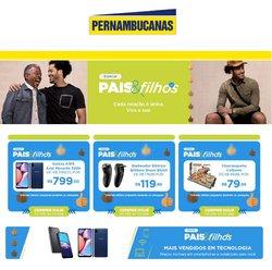 Ofertas de Lojas de Departamentos no catálogo Pernambucanas (  Publicado hoje)