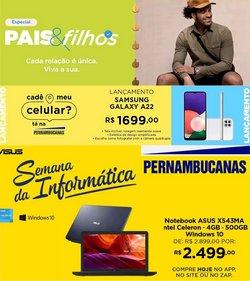 Catálogo Pernambucanas (  Publicado ontem)