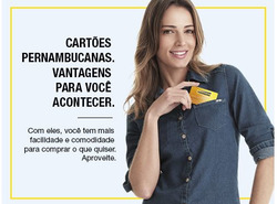 Promoção de Pernambucanas no folheto de São Paulo
