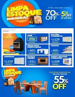 Ofertas Casa e Decoração no catálogo Marabraz em Campinas ( 2 dias mais )
