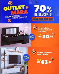 Ofertas de Marabraz no catálogo Marabraz (  Vence hoje)