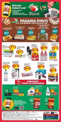 Ofertas de AS em D'avó Supermercado