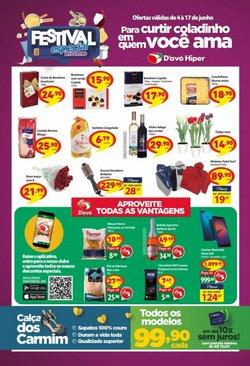 Ofertas de D'avó Supermercado no catálogo D'avó Supermercado (  2 dias mais)