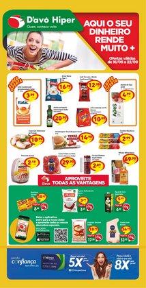 Ofertas de Supermercados no catálogo D'avó Supermercado (  2 dias mais)