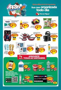 Ofertas de Supermercados no catálogo D'avó Supermercado (  3 dias mais)