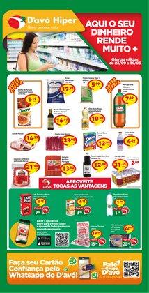 Ofertas de Supermercados no catálogo D'avó Supermercado (  Publicado hoje)