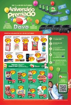 Catálogo D'avó Supermercado (  Publicado ontem)
