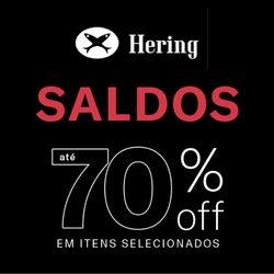 Catálogo Hering (  Publicado ontem)