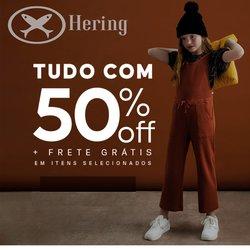 Ofertas de Hering no catálogo Hering (  13 dias mais)