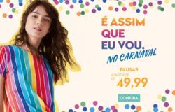 Promoção de Hering no folheto de Lauro de Freitas