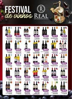 Ofertas de Supermercados Real no catálogo Supermercados Real (  6 dias mais)