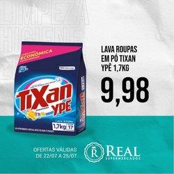 Ofertas de Supermercados Real no catálogo Supermercados Real (  Vence hoje)