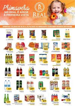 Ofertas de Supermercados Real no catálogo Supermercados Real (  11 dias mais)