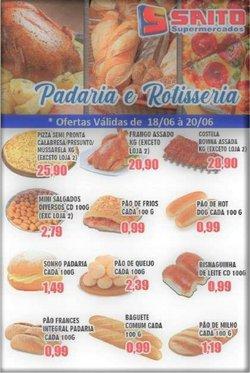 Ofertas de Saito Supermercados no catálogo Saito Supermercados (  Válido até amanhã)