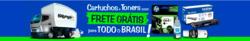 Promoção de Livraria, papelaria, material escolar no folheto de Kalunga em São José
