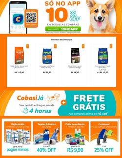 Ofertas Material de Construção no catálogo Cobasi em Alvorada ( Publicado hoje )