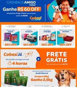 Ofertas Material de Construção no catálogo Cobasi em Recife ( Vence hoje )
