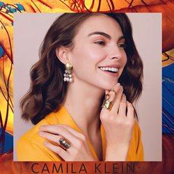 Ofertas Relógios e Joias no catálogo Camila Klein em Recife ( Mais de um mês )
