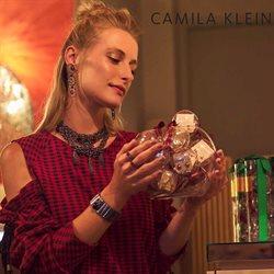 Ofertas Relógios e Joias no catálogo Camila Klein em Belo Horizonte ( Mais de um mês )