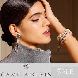 Ofertas de Relógios e Joias no catálogo Camila Klein (  7 dias mais)